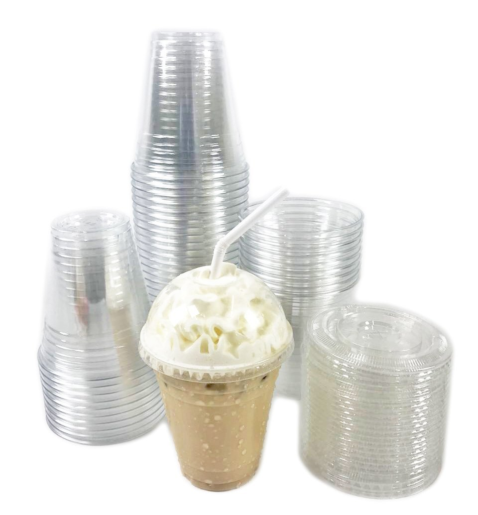 12oz dome plastic cups